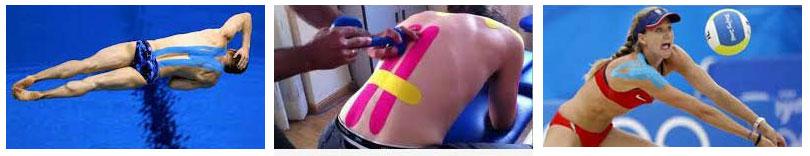 kinesiotape pentru dureri articulare