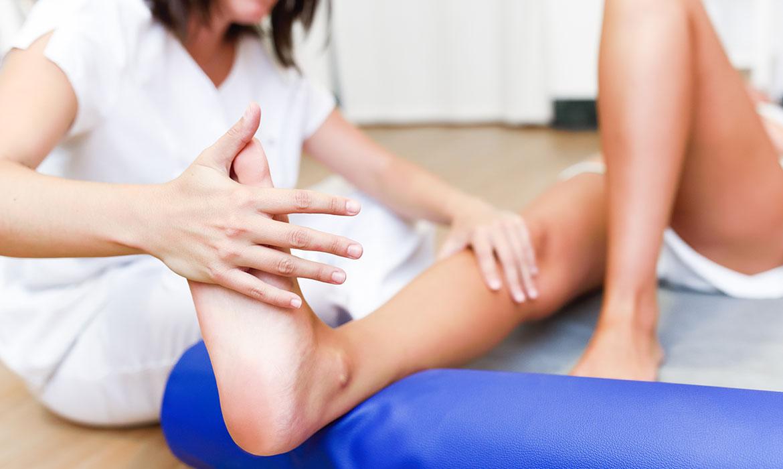Kinetoterapia ca optiune de tratament in gonatroza